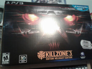 Killzone 3 Helghast Edition brand new and sealed