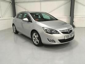 Vauxhall/Opel Astra 2.0CDTi 16v ( 165ps ) auto 2012.5MY SRi