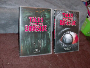 TALES FROM THE DARKSIDE SEASONS 1 & 2 DVD SETS