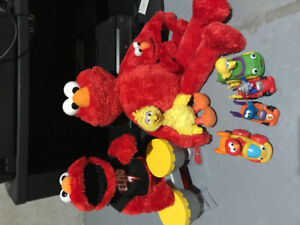 Used- Popular kids toys - perfect for cottage or grandparents