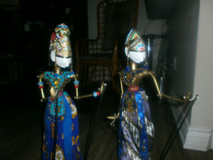 Puppets from Indonesia