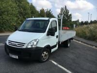 2007 Iveco Daily 35c12 13ft drop side pickup