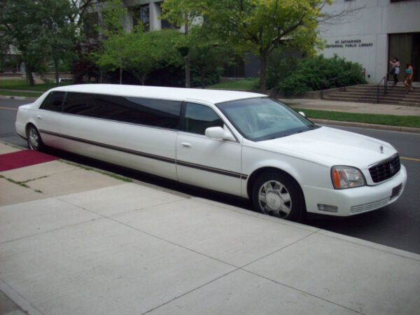 Cadillac Limousine For Sale Canada