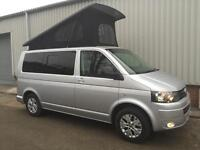 Volkswagen Transporter T5 2000cc Highline Campervan HIRE