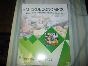 MICROECONOMIC 9TH EDITION BY PARKIN & BADE