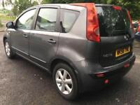 cheap 2006 Nissan Note 1.4 16v SE - MOT FEBRUARY 2019 - petrol