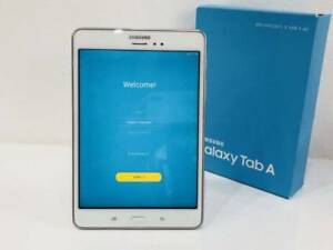 Galaxy Tab A 16gb Wifi cellular White Warranty Tax Invoice Surfers Paradise Gold Coast City Preview