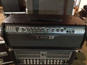Line 6 Spider III Stereo Head