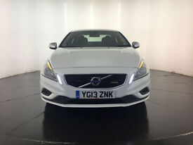 2013 VOLVO S60 R-DESIGN D2 AUTOMATIC DIESEL SERVICE HISTORY FINANCE PX WELCOME