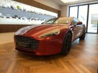 2013 Aston Martin RAPIDE S Bang and Olufsen V12 4dr Touchtronic Auto Saloon Petr