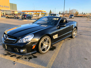 2010 Mercedes SL63 AMG Great Condition ~Just serviced ~No Accide