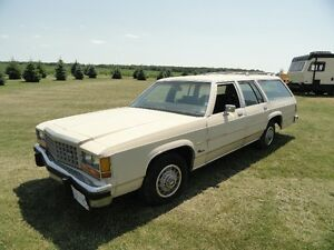 1985 Ford Crown Victoria Wagon Ltd