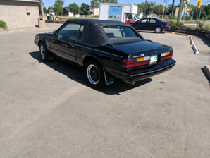 1983 mustang gt convertible REDUCED