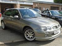 2004 04 MG ZR 1.4 105 PLUS 5D 102 BHP