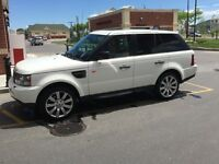 2008 Land Rover Range Rover Sport HSE SUV, Crossover