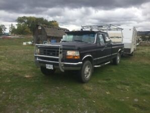 1995 Ford F250 4x4
