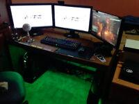 FULL GAMING SET UP! Gaming PC! NEED GONE ASAP