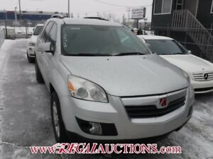 2009 SATURN OUTLOOK  4D UTILITY AWD