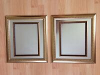 Two Faux Frames for DIY