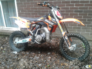 2016 ktm85sx with papers