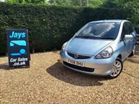 2008 HONDA JAZZ 1.1.4 (( SE )) FULL MOT, F.S.H. WORKING AIR/CON, CHEAP CAR !!.