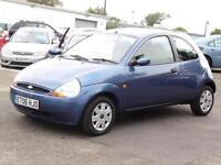Ford Ka 1.3 2006 Collection, Blue, 46 000 Miles, 6 Months Warranty, 1 Years Mot