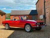 1976 Triumph Stag MK II 3.0 V8 Automatic. Stunning Car. Fantastic Restoration.