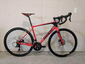 2017 Giant Defy Advanced 2