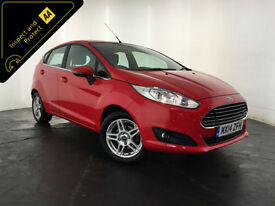 2014 FORD FIESTA ZETEC TDCI DIESEL 1 OWNER FROM NEW FINANCE PX WELCOME