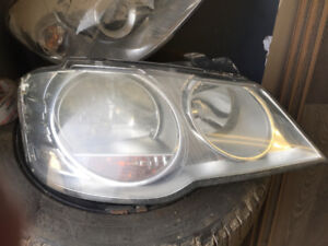 2009 VOLKSWAGEN CITY GOLF HEADLIGHT  (RIGHT )
