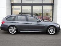2016 BMW 3 Series 3.0 330d M Sport Touring Sport Auto xDrive (s/s) 5dr