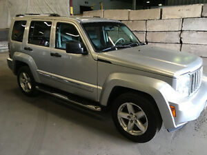 2008 Jeep Liberty Limited SUV - REDUCED