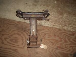 Folding seat frame step van  General Motors Chevy &GMC