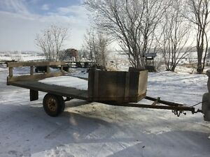 Trailer 12 foot Quad/Sled