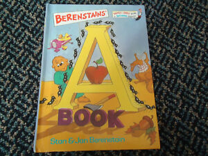 Berenstains' A Book Hardcover