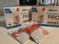 Isagenix IsaPro Vanilla individual packages.