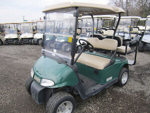 2012 EZ-GO RXV ELEC. CUSTOM GOLF CART * FINANCING AVAIL. O.A.C. Kitchener / Waterloo Kitchener Area image 1
