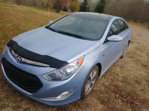 2012 Hyundai Sonata Hybrid Limited Sedan