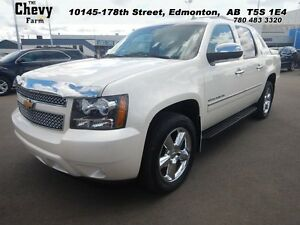 2013 Chevrolet Avalanche LTZ  4WD  Rare Black Diamond Edit