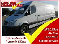 2011 MERCEDES BENZ SPRINTER LWB 313 High Roof Air Con