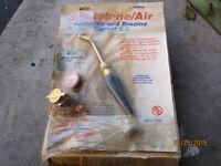 ACETYLENE / AIR SOLDERING & BRASING KIT