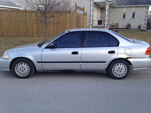 1997 Honda Civic LX w/ABS Other