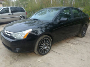 2009 Ford Focus SES with 141700 km