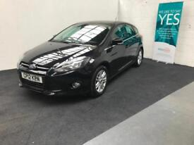 Ford Focus 1.0 SCTi ( 100ps ) EcoBoost Titanium finance available from £30