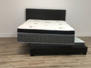 "**16"" Thick Luxury, Cooling Gel, Pocket Coil King Mattress**"