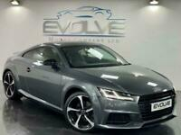2017 Audi TT 2.0 TFSI BLACK EDITION 2d 227 BHP Coupe Petrol Semi Automatic