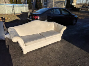 Give me an offer ....3 piece couch set.