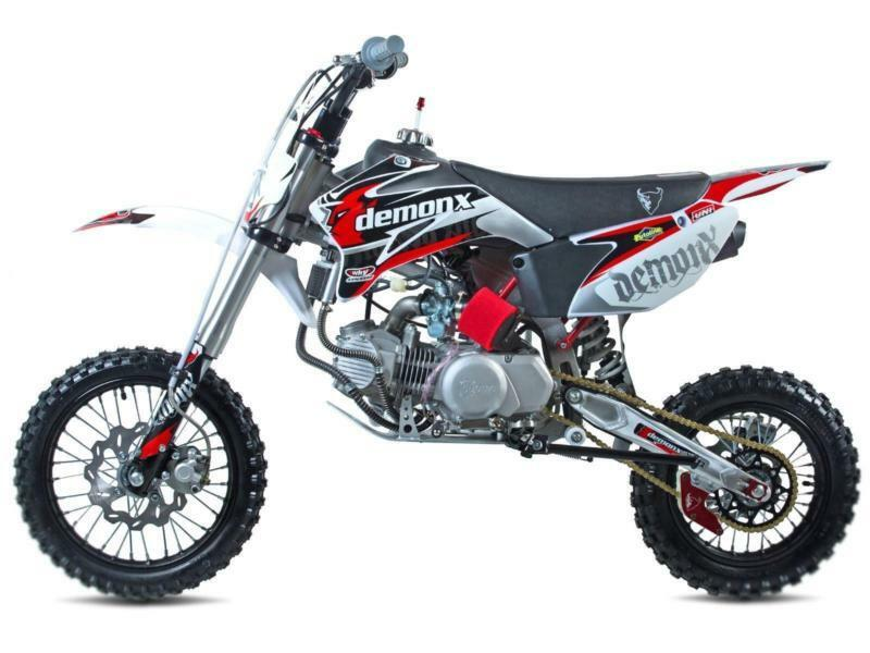 demon x xlr2 160 pit bike motocross rpm offroad ltd in. Black Bedroom Furniture Sets. Home Design Ideas