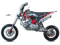 DEMON X XLR2 160 PIT BIKE MOTOCROSS @ RPM OFFROAD LTD