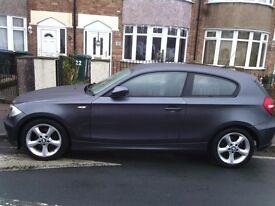 BMW 118D - £30 Road Tax
